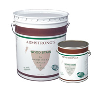 Armstrong Clark Stain 1 Gallon Exterior Wood And Deck