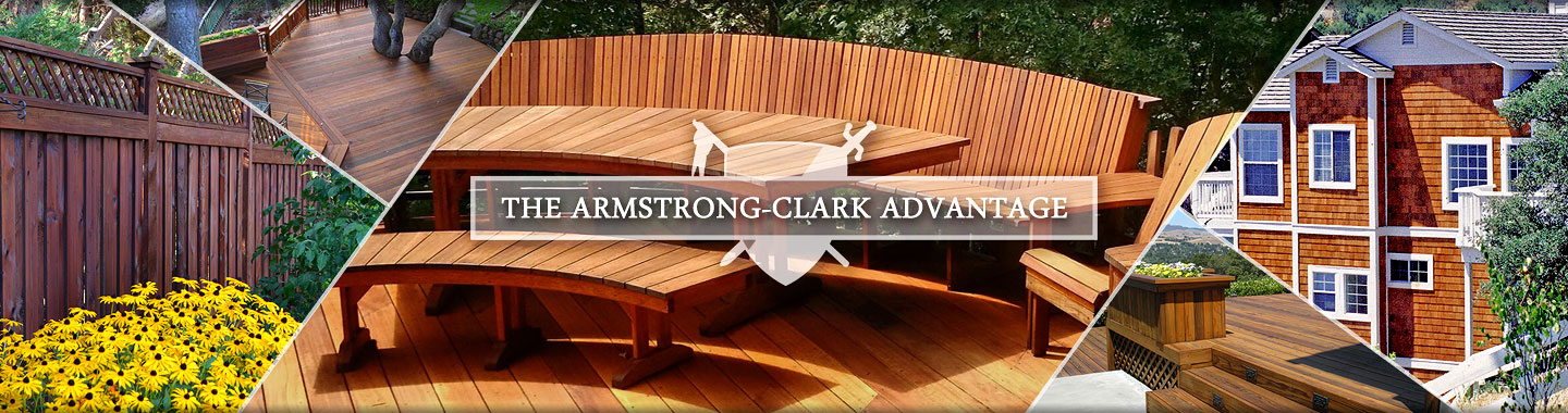 Armstrong Clark Stains