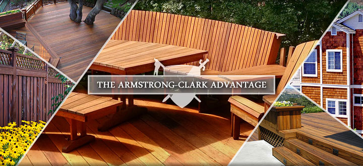 Armstrong Clark Stain Oil Based For Decking And Wood