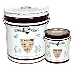 Armstrong Clark Wood Deck Stain